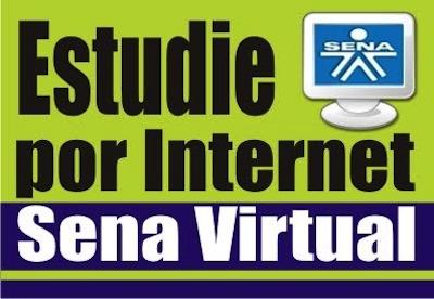 Cursos virtuales SENA 2017