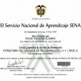 Cómo descargar Certificado del SENA